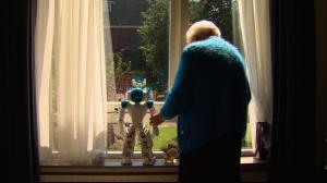 EO - dit is de dag reportage (ouderen en zorgrobot)